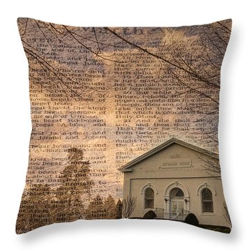 Sunday Morning Kind Of Love Throw Pillow