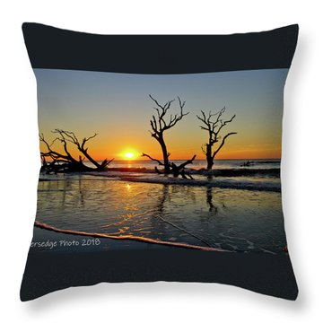 Sunsup Throw Pillow