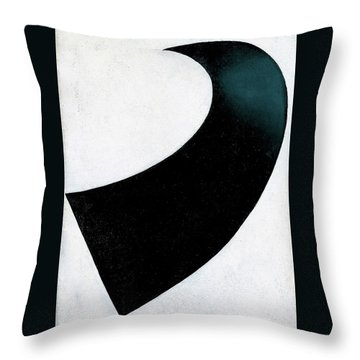 Suprematism 1917 - Digital Remastered Edition Throw Pillow