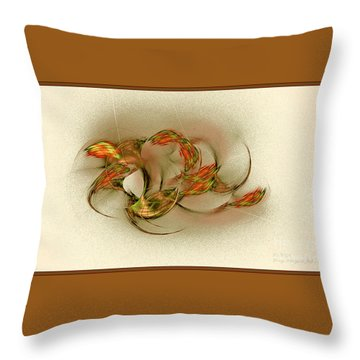 Ta Bitjet Scorpion Goddess Throw Pillow