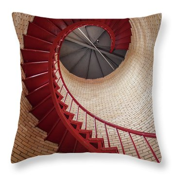 Take It To The Top Throw Pillow