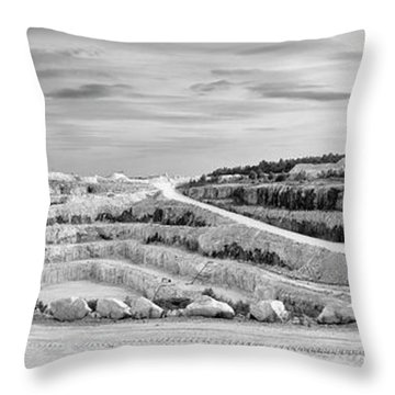 Tatlock Quarry Throw Pillow
