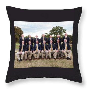 Team 2 Throw Pillow