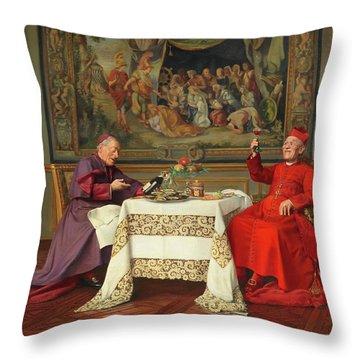 Testing The New Vintage Throw Pillow