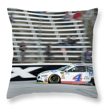 Texas Motor Speedway Throw Pillow