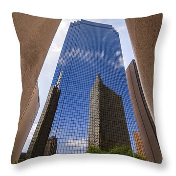 Thanksgiving Tower Throw Pillow