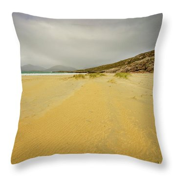 The Calm Before The Storm Throw Pillow