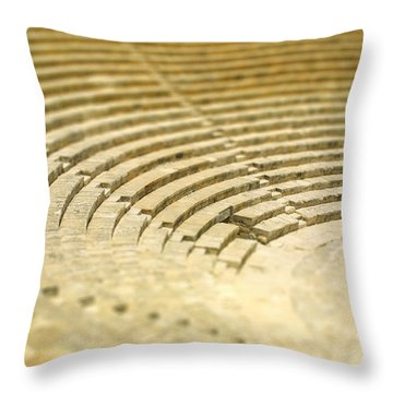 Cyprus Throw Pillows