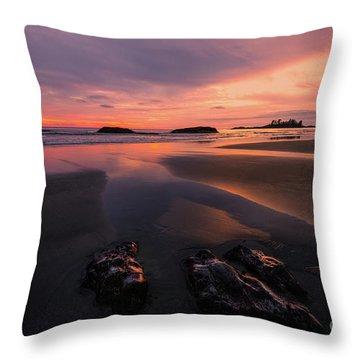The Getaway Throw Pillow