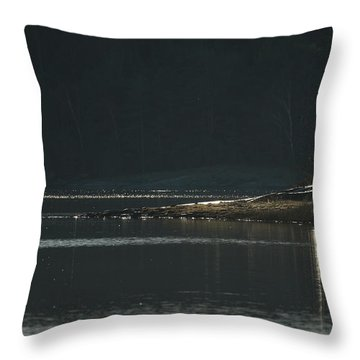 The Headland Throw Pillow