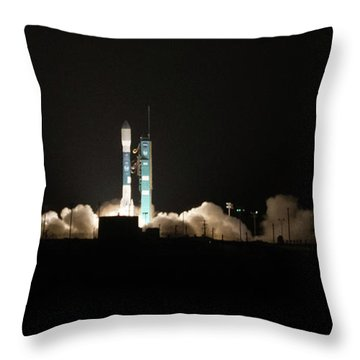 The Light Of A New Day Throw Pillow