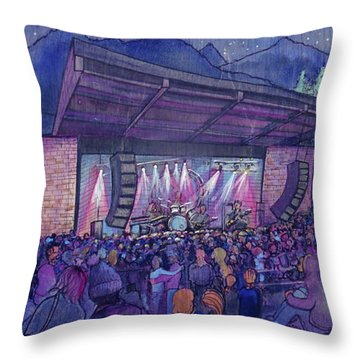 The Machine Throw Pillow