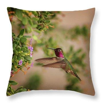 The Maker's Handiwork Throw Pillow