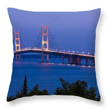Peninsula Throw Pillows