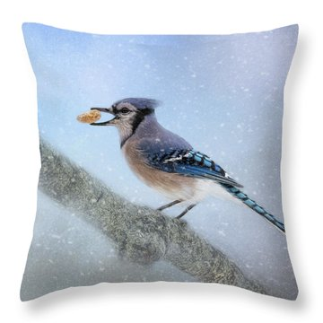The Nutcracker Throw Pillow