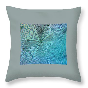The Origin Throw Pillow