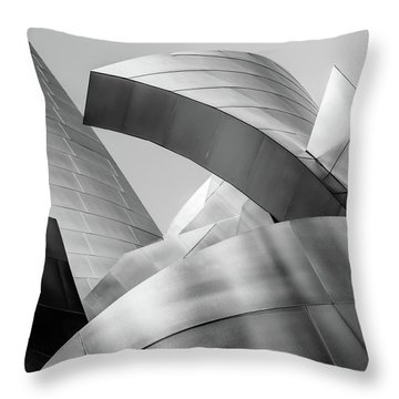 The Other Side Of Disney Collection Set 03 Throw Pillow