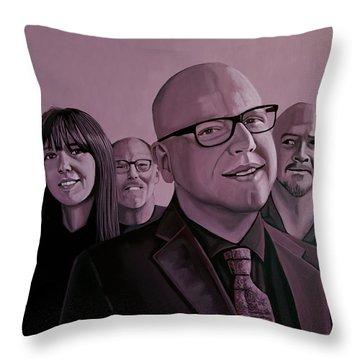 Pixie Throw Pillows