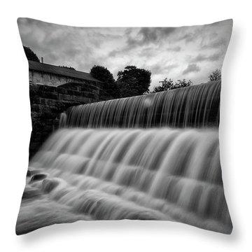 The Rezzy Throw Pillow