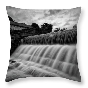 Throw Pillow featuring the photograph The Rezzy by Russell Pugh
