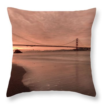 The Rising- Throw Pillow