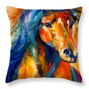 The Rising Sun 3624 C2008mbaldwin Throw Pillow
