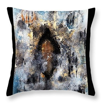 The Sojourner  Throw Pillow