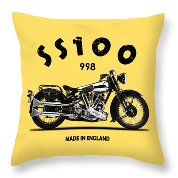 The Ss100 1938 Throw Pillow