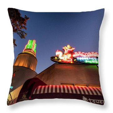 The Tower- Throw Pillow
