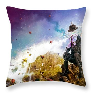 The Uninspired Throw Pillow