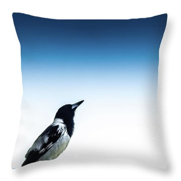 Things Are Looking Up Throw Pillow