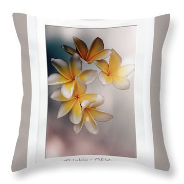 Thinking Of You Throw Pillow