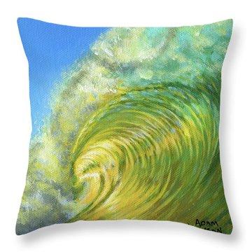 Third Coast Dreaming Throw Pillow