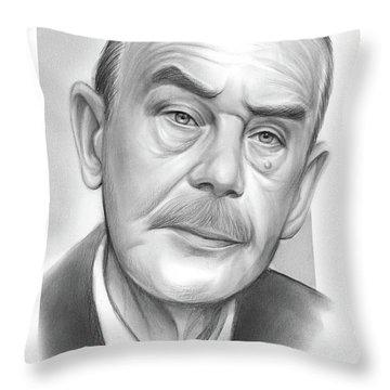 Thomas Mann Throw Pillow