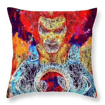 Thundercats Throw Pillow