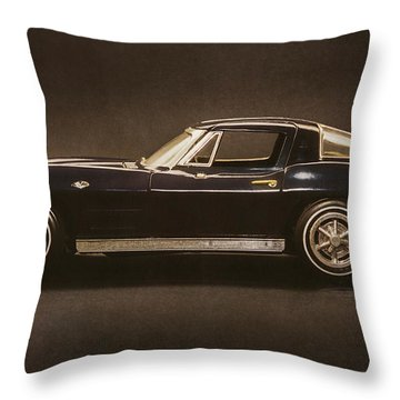 Timeless Classic Throw Pillow