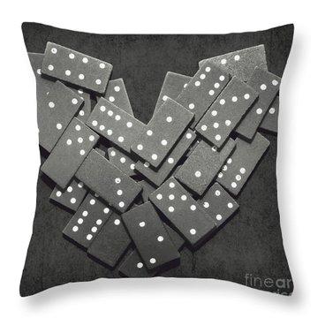 Mergers Throw Pillows