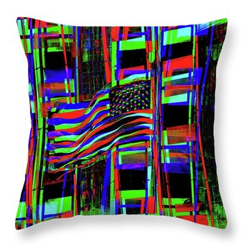 To Fall Or Not To Fall Throw Pillow