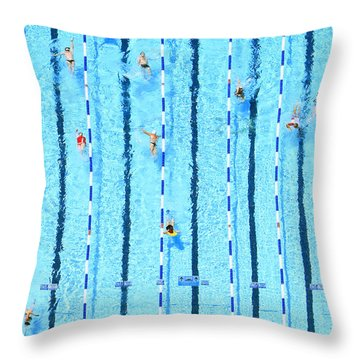 Bikini Throw Pillows