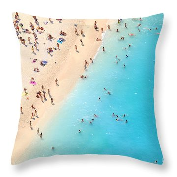Bathing Suit Throw Pillows