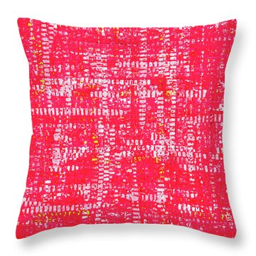 Mosaic Tapestry 1 Throw Pillow