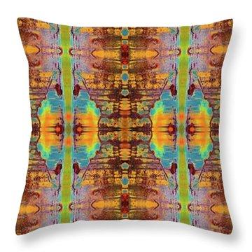 Tribal Dreams Throw Pillow