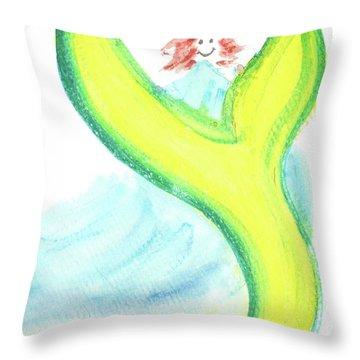 Tsee The Tsights On A Tsade Ts3 Throw Pillow