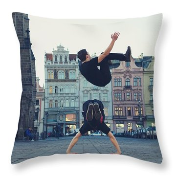 Hip Throw Pillows