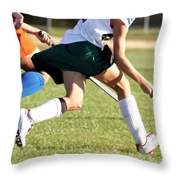 Endurance Throw Pillows