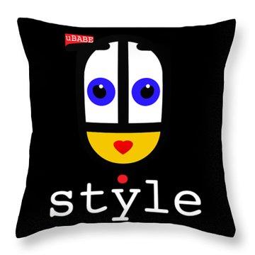 Ubabe Dot Style Throw Pillow