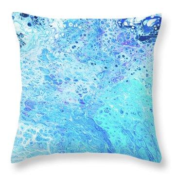 Ulua Beach Throw Pillow