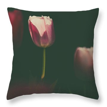 Under The Beam Throw Pillow