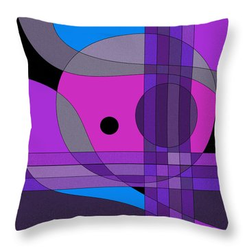 Untitled Sixth Throw Pillow