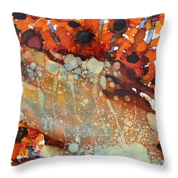 Untitltled Throw Pillow